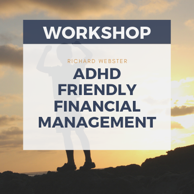 ADHD Friendly Financial Management course image