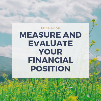 Measure And Evaluate Your Financial Position course image