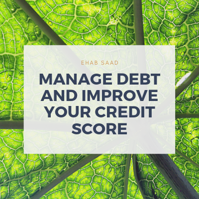 Manage Debt And Improve Your Credit Score course image