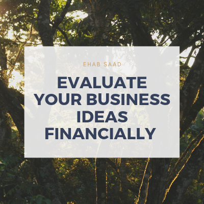 Evaluate Your Business Ideas Financially course image