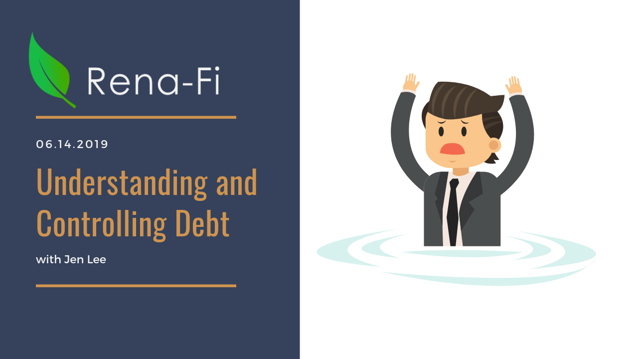 Understanding and Controlling Debt with Jen Lee MindShare