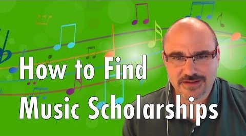 Find Music Scholarships (and How to Find Them)