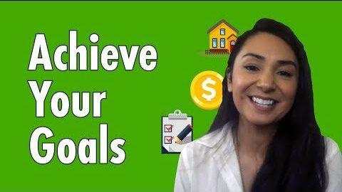 Achieve Your Goals (through Research, Planning & Gratitude)