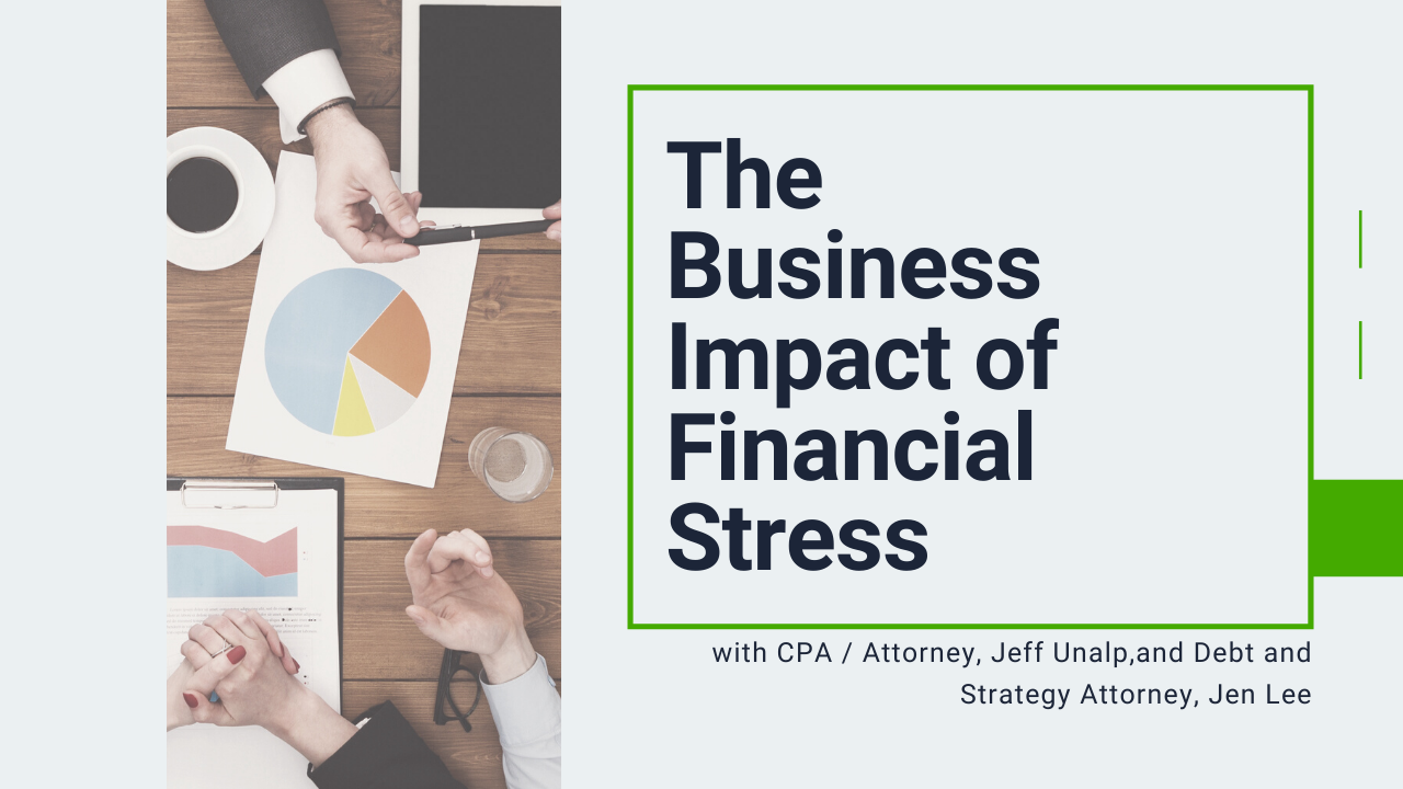 The Business Impact of Financial Stress