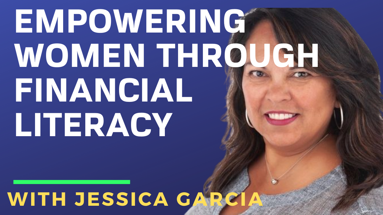 Jessica Garcia Mindshare (Empowering Women Through Financial Literacy)