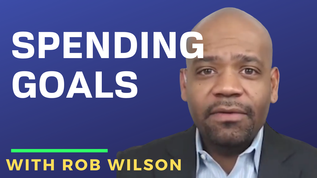 Spending Goals with Rob Wilson