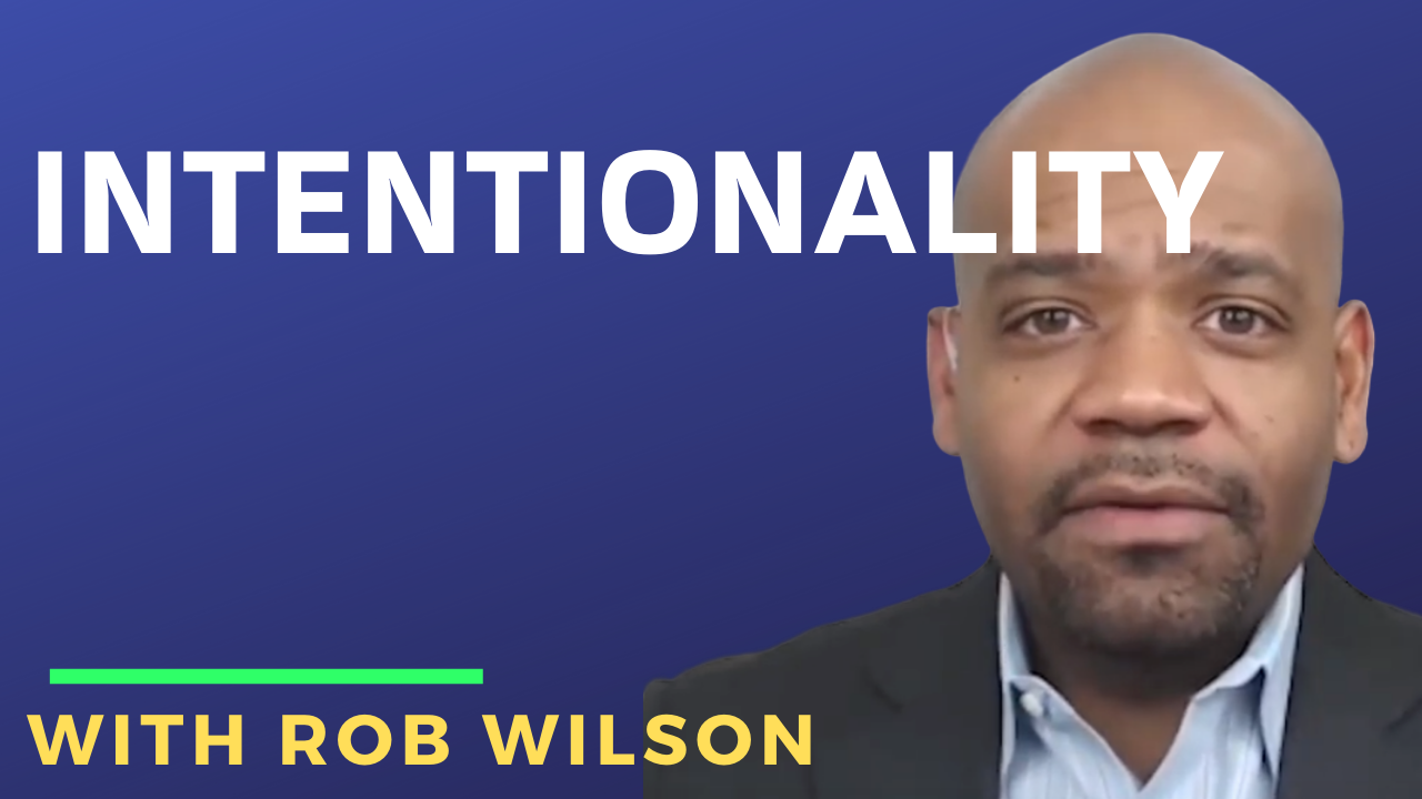 Intentionality with Rob Wilson