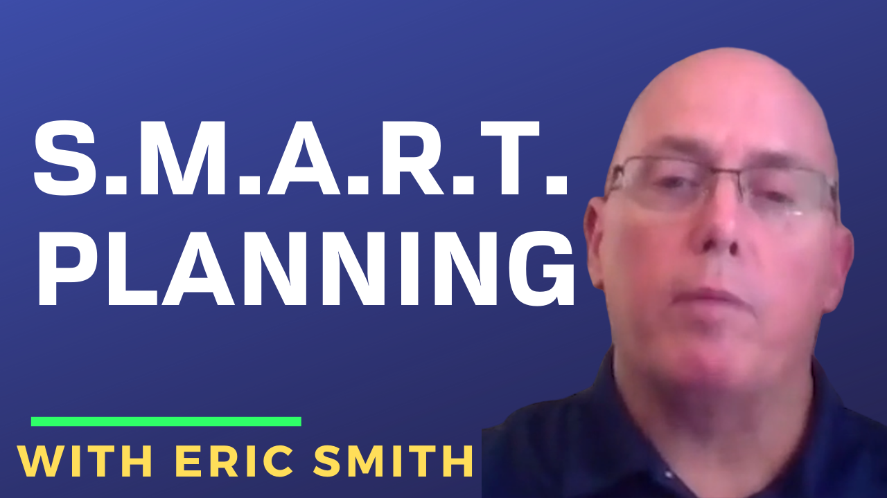 S.M.A.R.T. Planning with Eric Smith MindShare