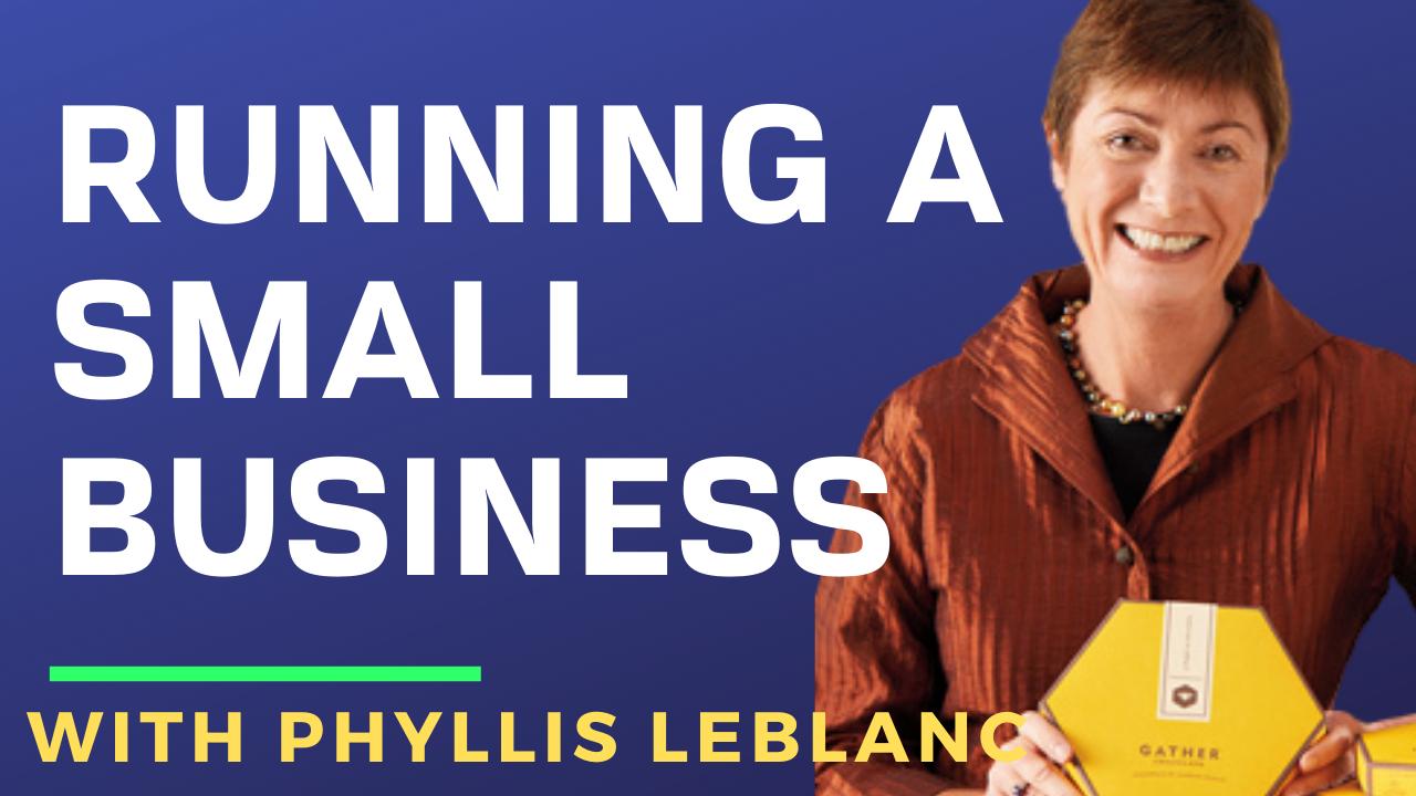 [Full Interview] Phyllis LeBlanc