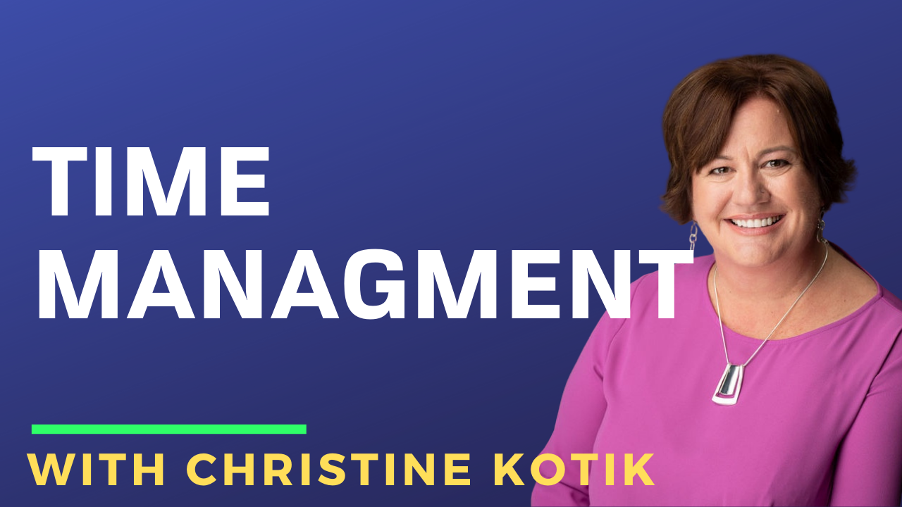 [Full Interview] Christine Kotik