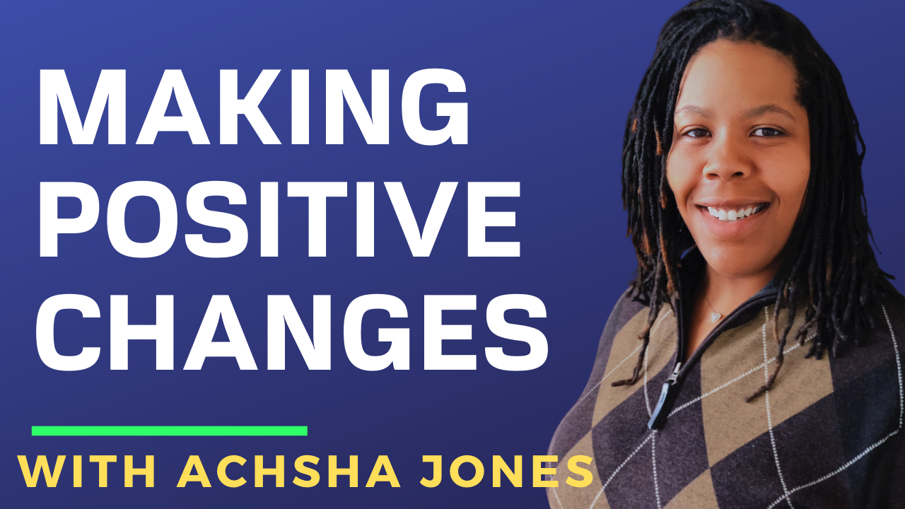 [Interview] Achsha Jones